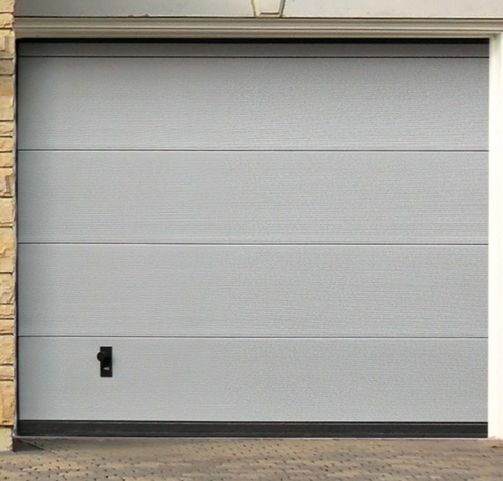 Astro sectional door