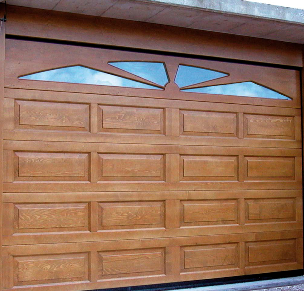 Wooden Sectional doors