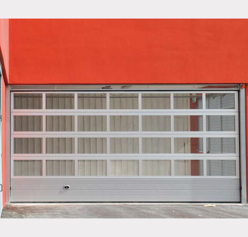 Light Sectional Doors