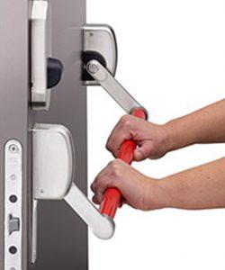 Porte per uscite di sicurezza
